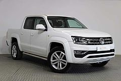 Volkswagen Amarok Highline 3.0 V6TDI 224PS EU6BMT 4M Per P-Up Lots of extra spec
