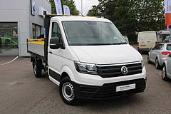Volkswagen Crafter CR35 Tipper Single cab Startline MWB 140 PS 2.0 TDI 6sp Manual FWD