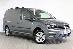 Volkswagen Caddy Maxi C20 Panel van Highline Maxi 150 PS 2.0 TDI 6sp DSG